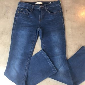 Henry & Belle Micro Flare Jeans Rustic